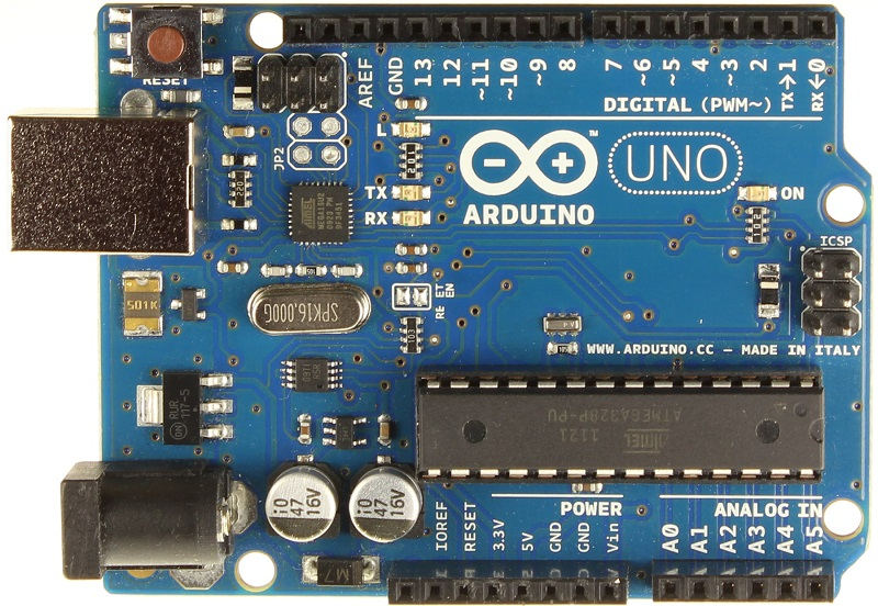 Carte Microcontrôleur Arduino Uno R3